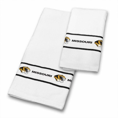 Missouri Tigers Bath Towel Set