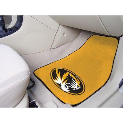 Missouri Tigers Carpet Floor Mats