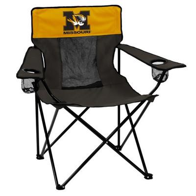 Missouri Tigers Elite Tailgate Chair