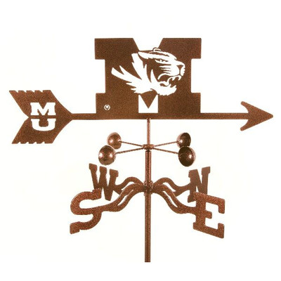 Missouri Tigers Weathervane