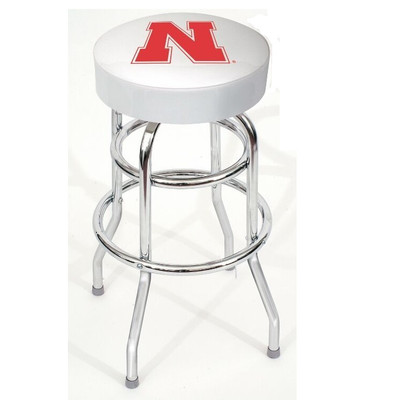 Nebraska Huskers Bar Stool