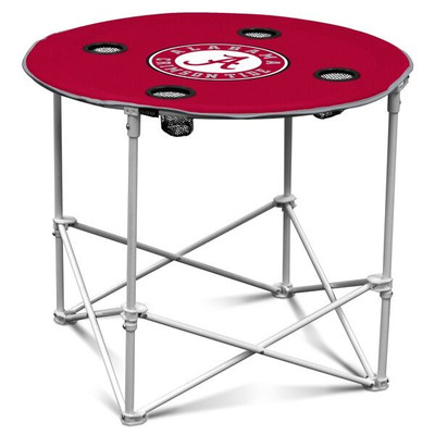 Alabama Crimson Tide Portable Table | Logo Chair | 102-31