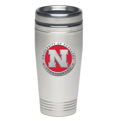 Nebraska Huskers Thermal Mug