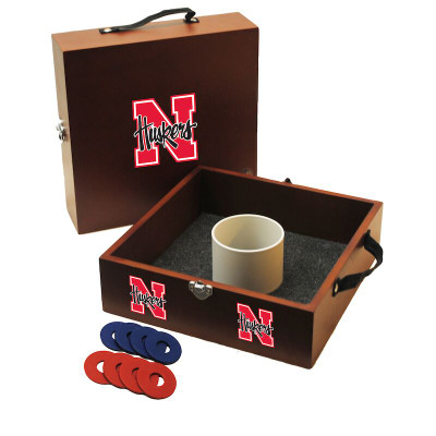 Nebraska Huskers Washer Toss