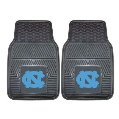 UNC Tar Heels Heavy Duty Car Mats
