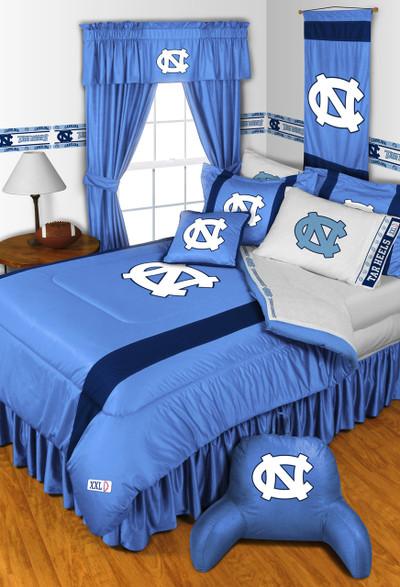 UNC Tar Heels Comforter