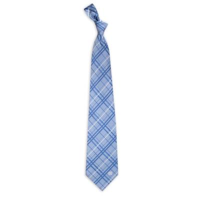 UNC Tar Heels Oxford Woven Silk Tie