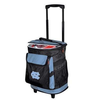 UNC Tar Heels Rolling Cooler