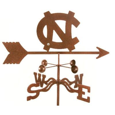UNC Tar Heels Weathervane