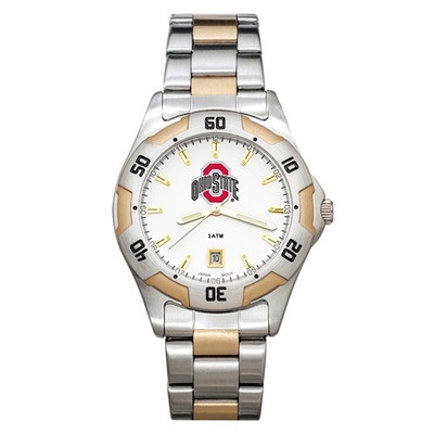 Ohio State Buckeyes Men's All Star Watch