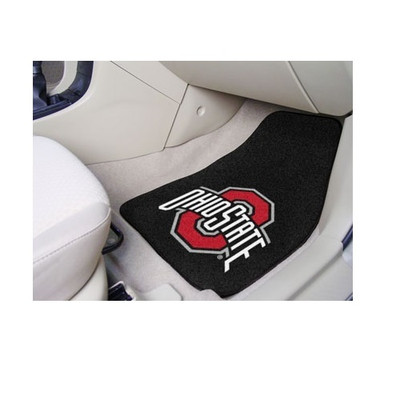 Ohio State Buckeyes Carpet Floor Mats