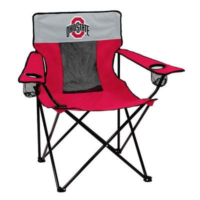 Ohio State Buckeyes Elite Tailgate Chair