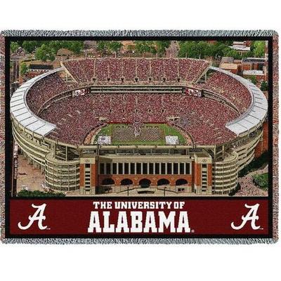 Alabama Crimson Tide Stadium Stadium Blanket