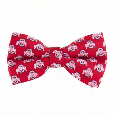 Ohio State Buckeyes Repeat Bow Tie