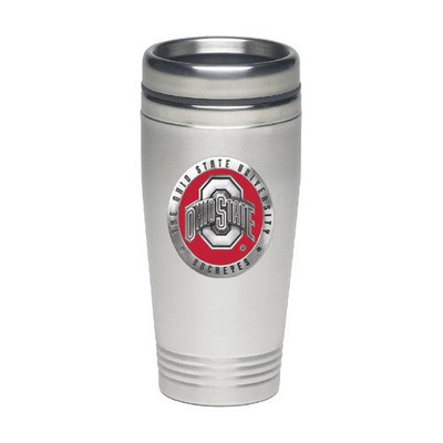 Ohio State Buckeyes Thermal Travel Coffee Mug