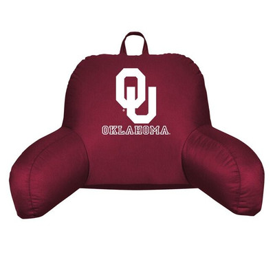 Oklahoma Sooners Bedrest Pillow