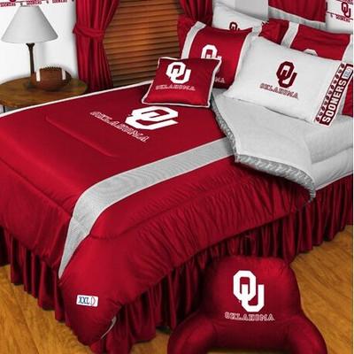 Oklahoma Sooners Comforter