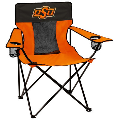 Oklahoma State Cowboys Elite Tailgate Chair | Logo Chair | 193-12E