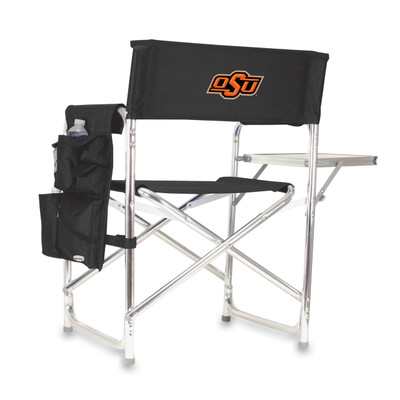 Oklahoma State Cowboys Sports Chair | Picnic Time | 809-00-179-464-0