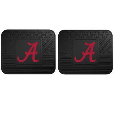 Alabama Crimson Tide Utility Car Mats Set of Two