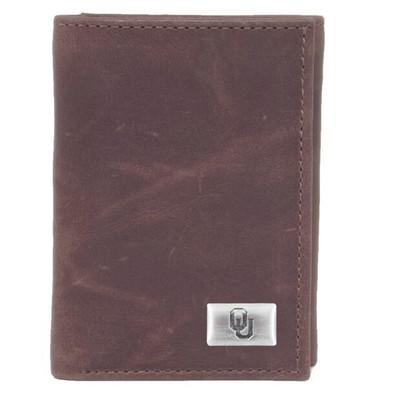 Oklahoma Sooners Tri-Fold Wallet