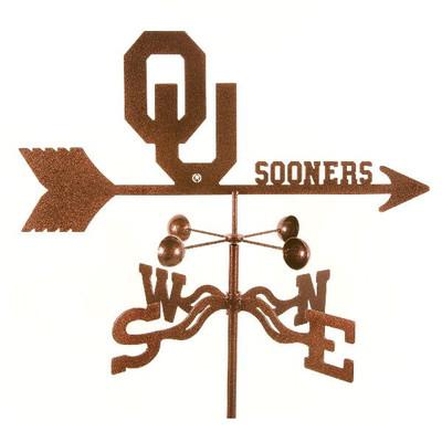 Oklahoma Sooners Weathervane