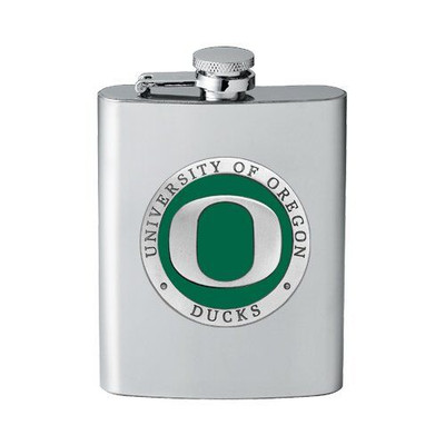 Oregon Ducks Flask