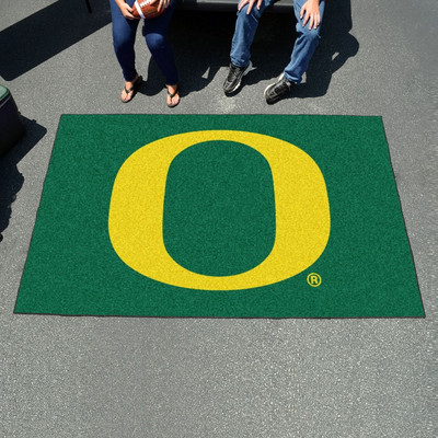 Oregon Ducks Tailgate Mat Rug