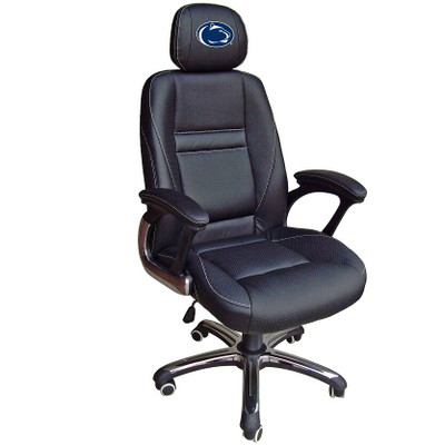 Quick Shop · Penn State Nittany Lions Leather Office Chair