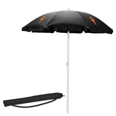 Arizona State Sun Devils Beach Umbrella