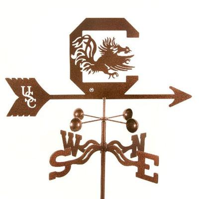 South Carolina Gamecocks Weathervane