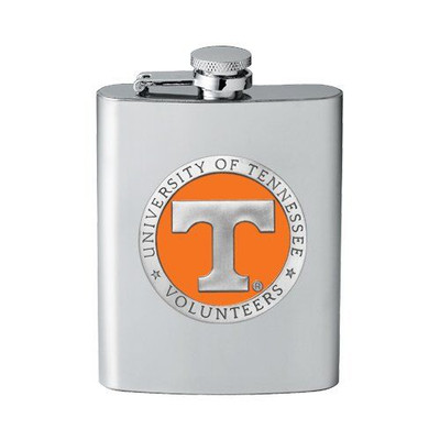 Tennessee Volunteers Flask