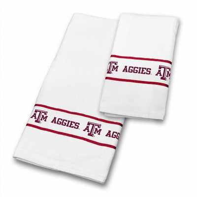 Texas A&M Aggies Bath Towel Set