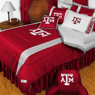 Texas A&M Aggies Comforter | Sports Coverage | 04JSCOM4TXA
