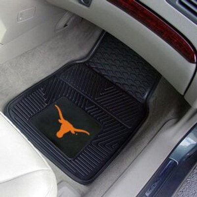 Texas Longhorns Heavy Duty Car Mats