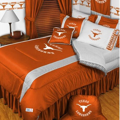Texas Longhorns Comforter Set