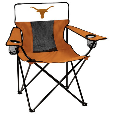 Texas Longhorns Elite Tailgate Chair