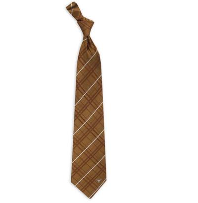 Texas Longhorns Oxford Woven Silk Tie