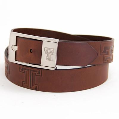 Texas Tech Red Raiders Brandish Brown Belt