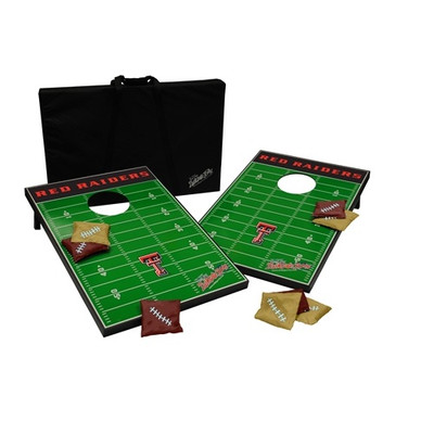 Texas Tech Red Raiders Tailgate Toss | Wild Sports | 5CFB-D-TEXT