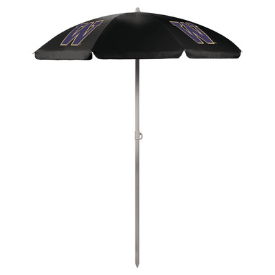 Washington Huskies Beach Umbrella