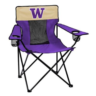 Washington Huskies Elite Tailgate Chair | Logo Chair | 237-12E