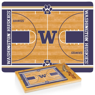 Washington Huskies Icon Cheese Tray