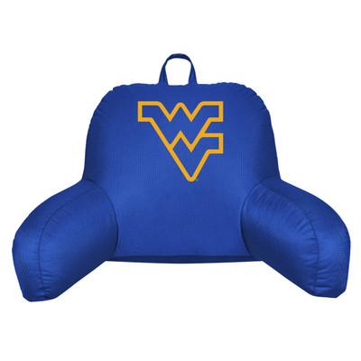 West Virginia Mountaineers Bedrest Pillow