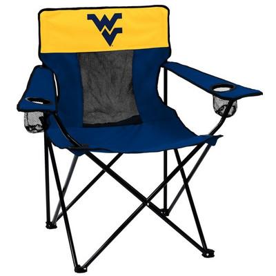 West Virginia Mountaineers Elite Tailgate Chair