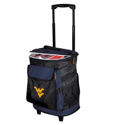 West Virginia Mountaineers Rolling Cooler