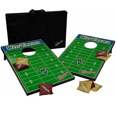West Virginia Mountaineers Tailgate Toss