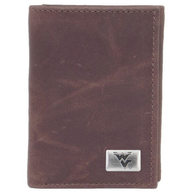 West Virginia Mountaineers Tri-Fold Wallet