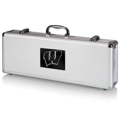 Wisconsin Badgers Grill Set
