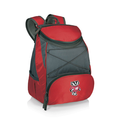 Wisconsin Badgers Insulated Backpack PTX